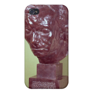 Portrait Bust of Ludwig van Beethoven  1901 iPhone 4 Cover