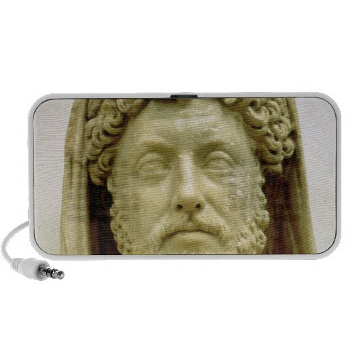 Portrait bust of Marcus Aurelius Mini Speaker