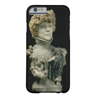 Portrait Bust of Sarah Bernhardt (1844-1923) Frenc Barely There iPhone 6 Case