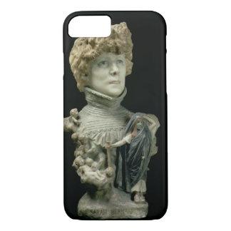 Portrait Bust of Sarah Bernhardt (1844-1923) Frenc iPhone 8/7 Case