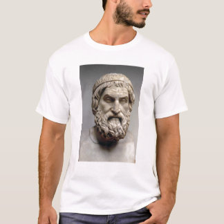 Portrait bust of Sophocles T-Shirt