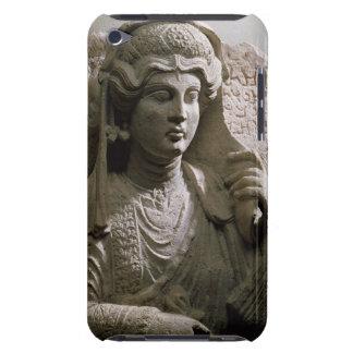 Portrait bust tomb relief, Roman, c.2nd/3rd centur iPod Case-Mate Case