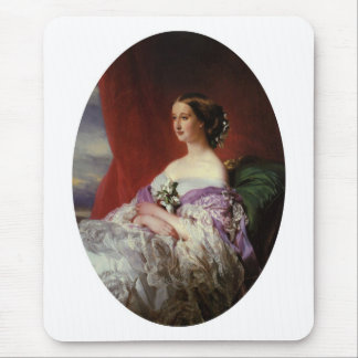 Portrait by Franz Xaver Winterhalter Mouse Pad
