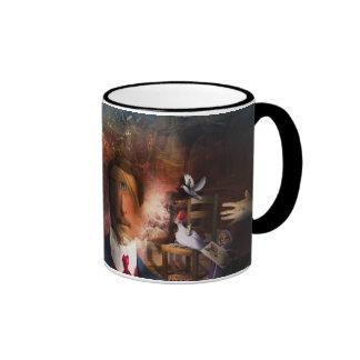 Portrait Du Magicien - A portrait of a Magician Coffee Mug
