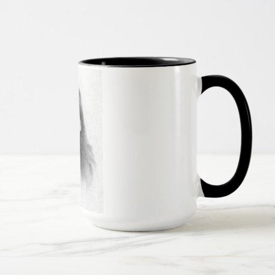 "PORTRAIT ""FELICIA"" (1880s) Mug"