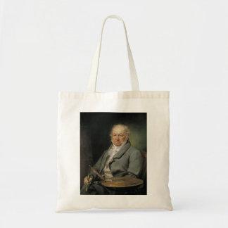 Portrait Francisco de Goya Vicente López Portaña Bolsa