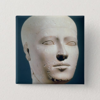 Portrait from the graves of the Giza Pinback Button