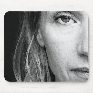 Portrait H Mouse Pad