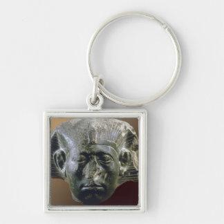 Portrait head of Sesostris III  from a sphinx Keychain