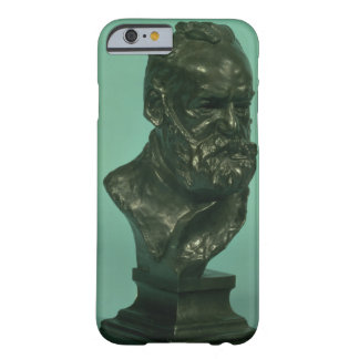 Portrait head of Victor Hugo (1802-85) (bronze) Barely There iPhone 6 Case