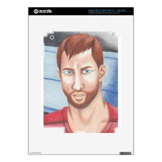 Portrait iPad 3 Decals
