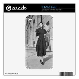Portrait iPhone 4 Skins