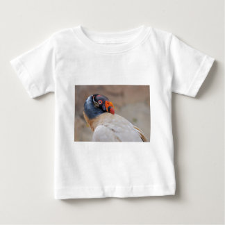Portrait King Vulture Baby T-Shirt
