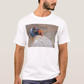 Portrait King Vulture T-Shirt