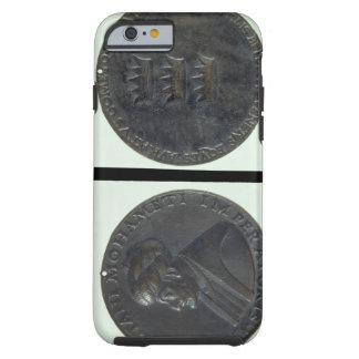 Portrait medal, obverse depicting Sultan Mehmed II Tough iPhone 6 Case