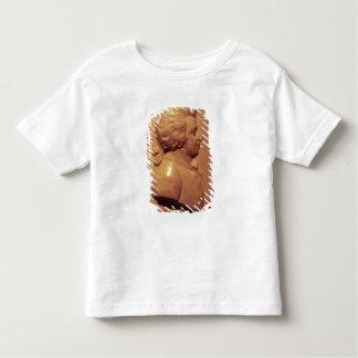 Portrait medallion of Wolfgang Amadeus Mozart Toddler T-shirt