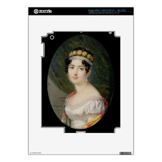 Portrait Miniature of the Empress Josephine (1763- iPad 3 Skins