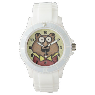 Portrait of a Bear Watch