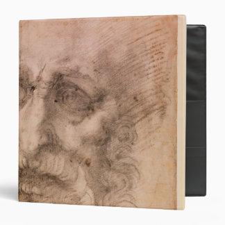 Portrait of a Bearded Man Binder