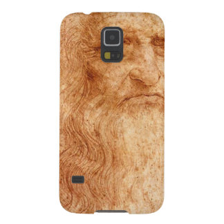 Portrait Of A Bearded Man Case For Galaxy S5