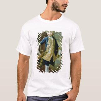 Portrait of a Boy with Pet Spaniel, 18th century T-Shirt