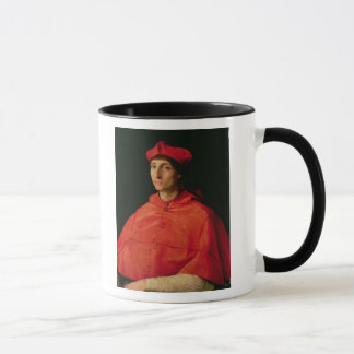 Portrait of a Cardinal Mug