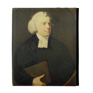 Portrait of a Clergyman iPad Cases