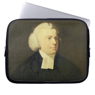 Portrait of a Clergyman Laptop Computer Sleeve