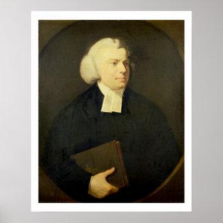 Portrait of a Clergyman Poster