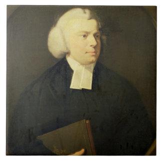 Portrait of a Clergyman Tile