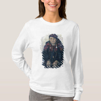 Portrait of a Cossack Woman, 1909 T-Shirt