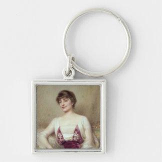 Portrait of a Countess Keychain