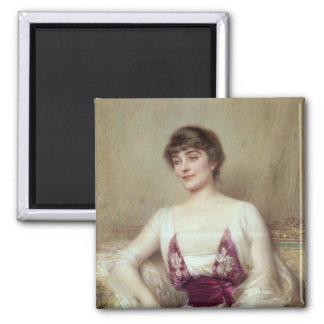 Portrait of a Countess Magnet