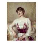 Portrait of a Countess Postcard
