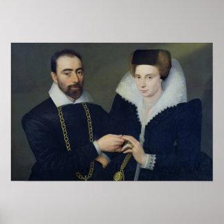 Portrait of a Couple Poster