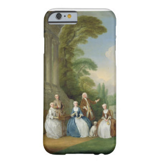 Portrait of a Family, 1740 (oil on canvas) Barely There iPhone 6 Case