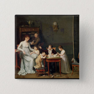 Portrait of a Family, 1800-01 Button