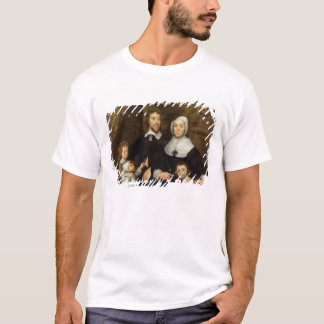 Portrait of a Family, Probably that of Richard Str T-Shirt