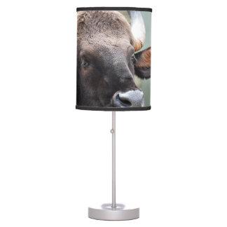 Portrait of a Gaur Table Lamp