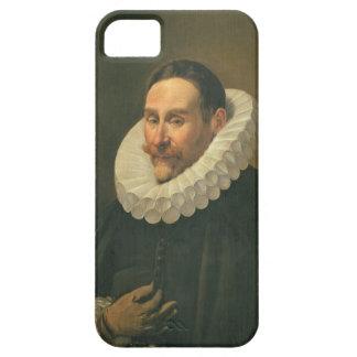 Portrait of a Gentleman, 1578 iPhone SE/5/5s Case