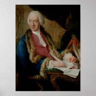 Portrait of a Gentleman, 1767 Poster