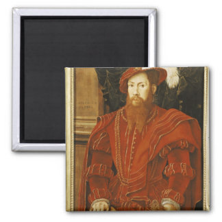 Portrait of a Gentleman of the English Court Magnet