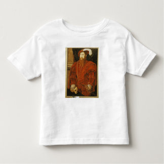 Portrait of a Gentleman of the English Court Toddler T-shirt