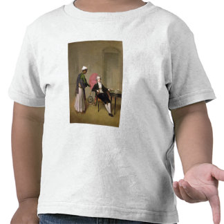 Portrait of a Gentleman, possibly William Hickey, Tees