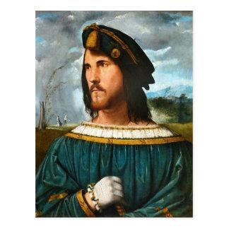 Portrait of a Gentleman Post Card