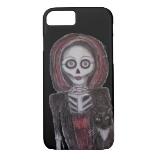 Portrait of a Ghost - iPhone 7 Case