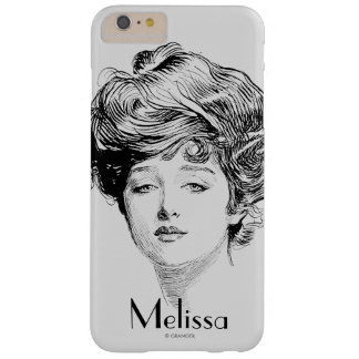 Portrait Of A  Gibson Girl, 1900 Barely There iPhone 6 Plus Case