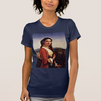 Portrait Of A Girl From Retuna By Robert Léopold ( T-shirt