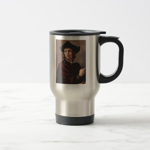 'Portrait of a Goldsmith' Mug