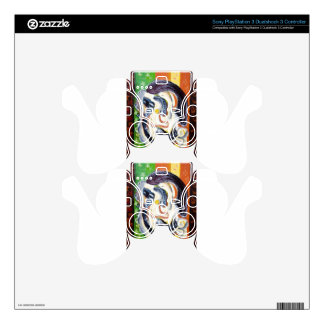Portrait of a Graceful Young Lady Decal For PS3 Controller